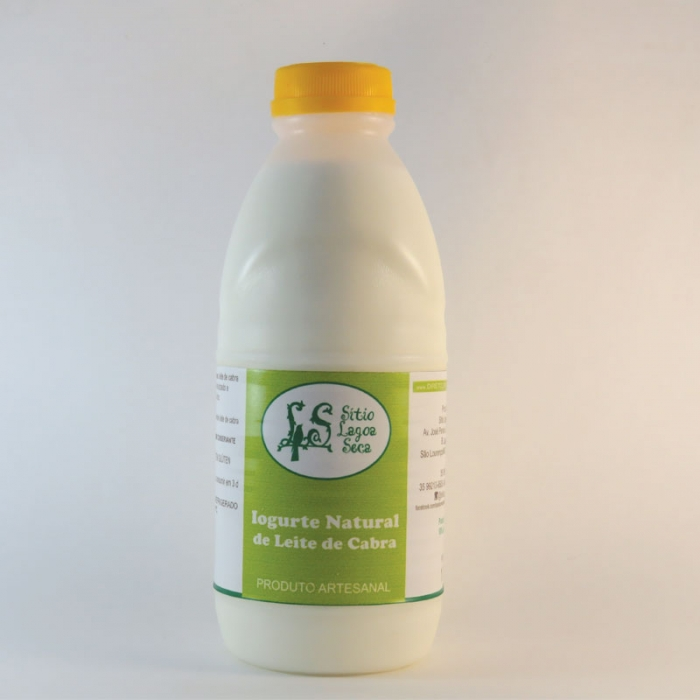 Iogurte de Leite de Cabra